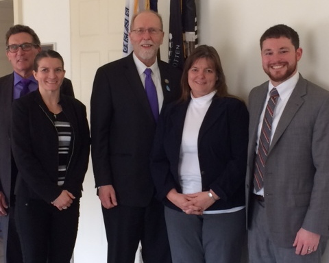 ARWO Members Meet With Federal and Elected Officials
